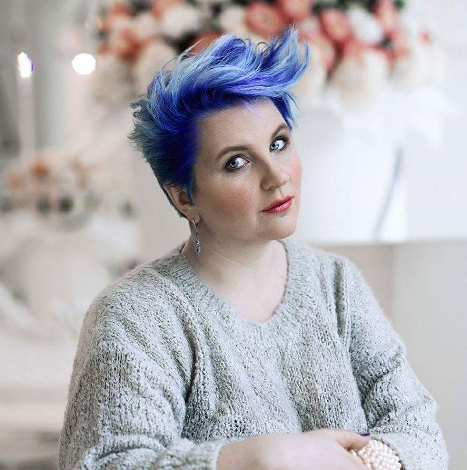 Ольга Вереск, дизайнер предприниматель керамист