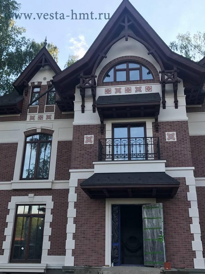 klinglina facade tiles